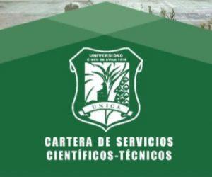 Cartera de servicios Científicos- Técnicos 3