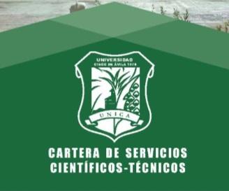 Cartelera de servicios científicos-técnicos